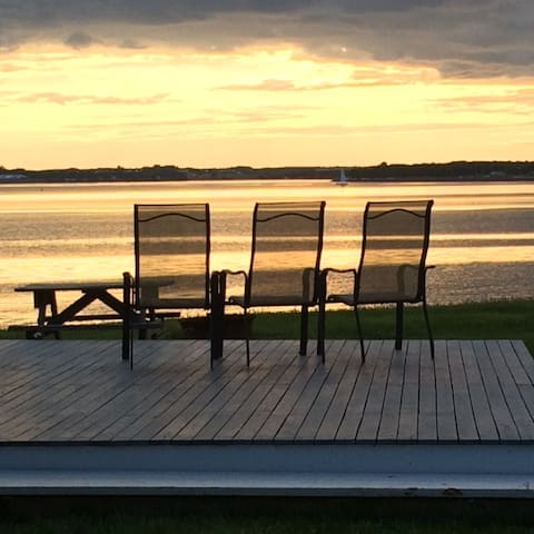 Ch'town Harborview Waterfront - Stratford - Chalet