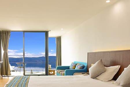 Origin Inn|Selected Lake View King Bed Room