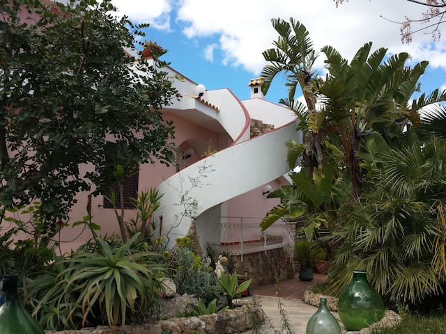 SIRACUSA APPARTAMNT PANORAMICO (FRA - Plemmirio - Apartamento