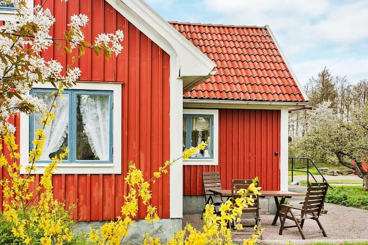 4 star holiday home in SÖDERÅKRA