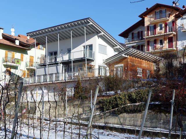 Casa Clima TANDEM - Denno - Apartamento