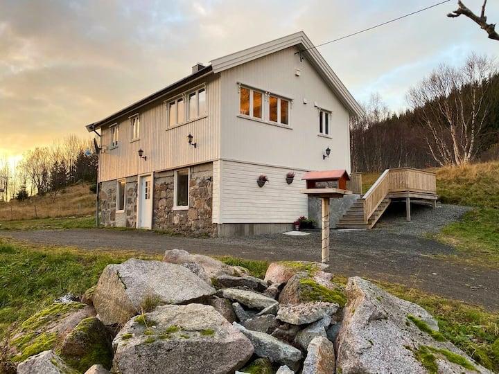 Cute house in the heart of Lofoten