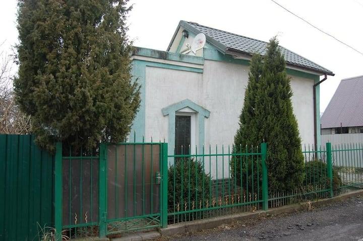 Дом в тихом районе в черте города