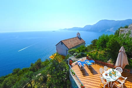 """Villa Horizon"" has the best view ! - Praiano"