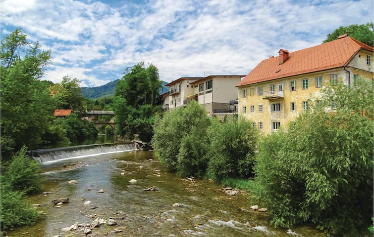Holiday apartment with 1 bedroom on 42 m² in Skofja Loka
