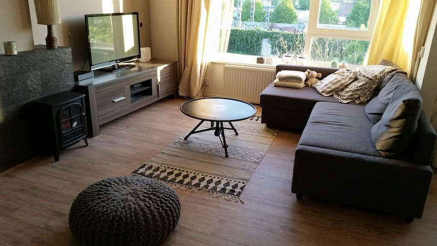 Comfortable apartment next to Julianapark 2-6 pers