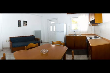 BoukaBeach Cozy Apartments 3 - Messini - Byt