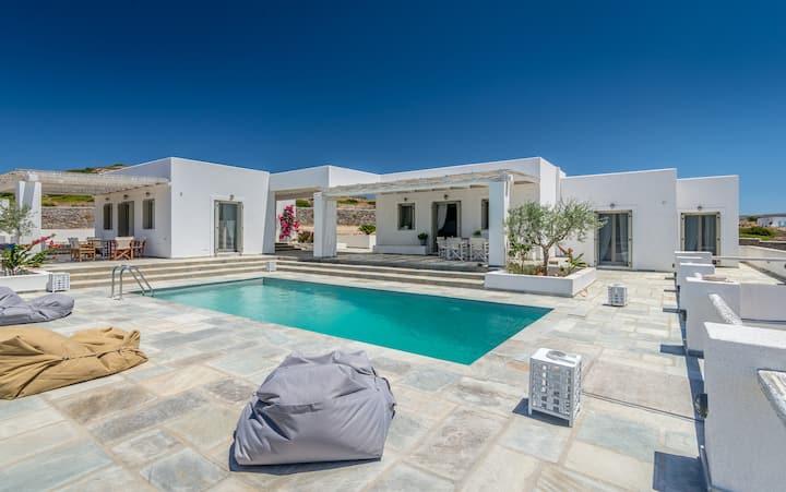 The Serenity House-Villa Apollon