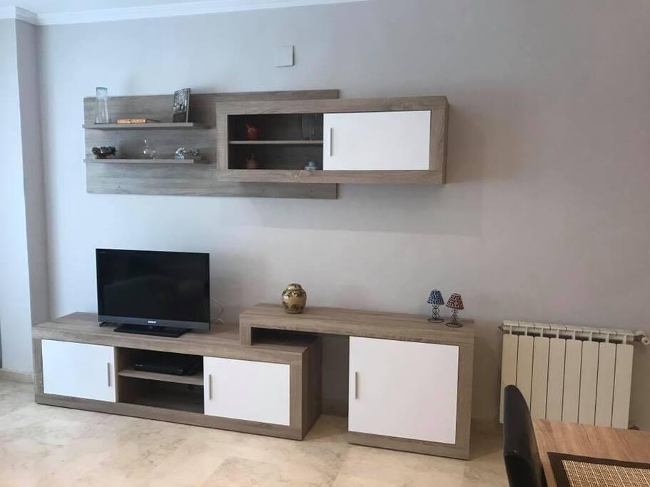 Zona Televisione - Sala