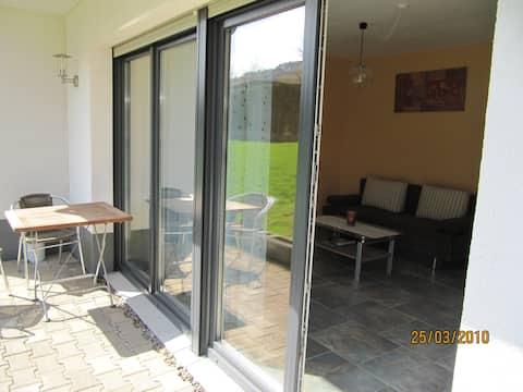 Apartament de vacanță în frumosul sat vitivinicol Nittel/Mosel
