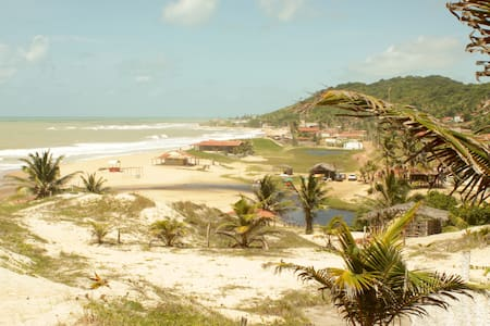 Praia do Sagi - Casa Compartilhada - Baía Formosa - Casa