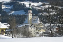 Kirche von Reith im Alpbachtal