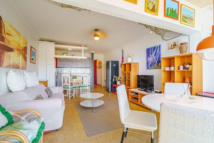 Nice apartment in Aguaviva, Callao Salvaje