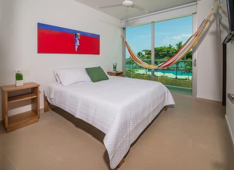 Mágico Apartamento Frente al Mar 3 Habitaciones