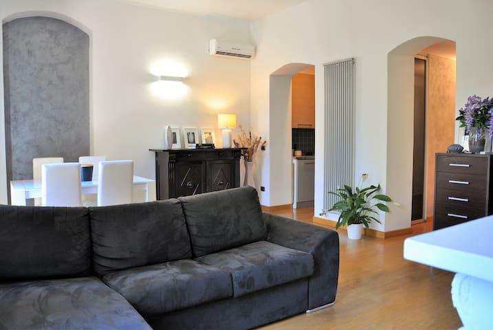 Flat 81 - Stylish Central Apartment in La Spezia - La Spezia - Wohnung