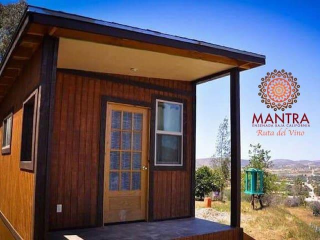 "Cabaña Mantra ""Ruta del Vino"" Baja California #2"