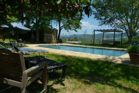 The Stone Barn In Chianti Florence - San Casciano in Val di pesa - Apartment
