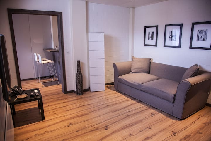 Gemütliches City-Appartement - Buchs - Flat
