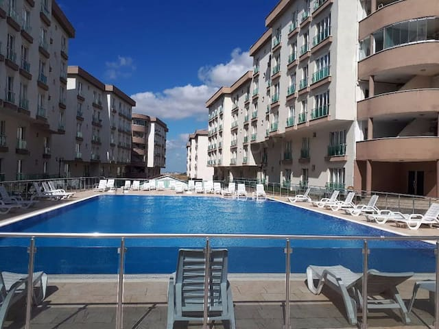 Apartment for rent in Istanbul near Sabiha Airport