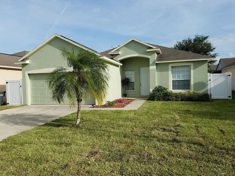 Orlando Fl Area Vacation Home Houses For Rent In Davenport Florida United States