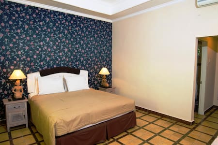 Superior Room at Sendok Hotel & Restaurant - Bed & Breakfast