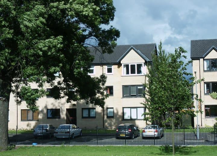 Glasgow Green Apartment 1