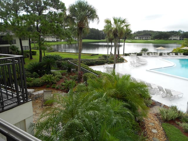 Saddlebrook Resort Lovely 2 Bedroom Wesley Chapel