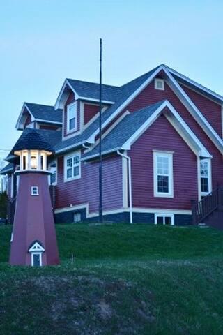 Beautiful cape cod family home