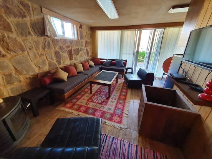 Faraya Chalet with terrace and barbecue g.floor
