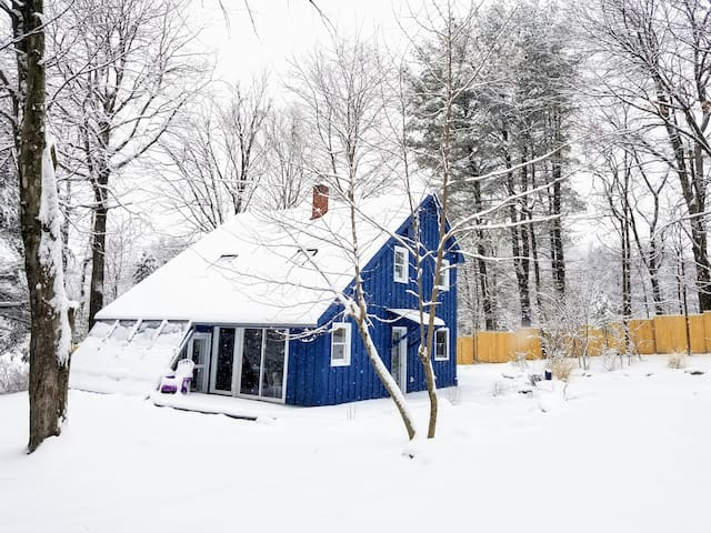 The Hygge House Catskill, Great Ski getaway.