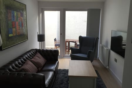 Stylish, Modern 1BR with Garden - Saint Andrews