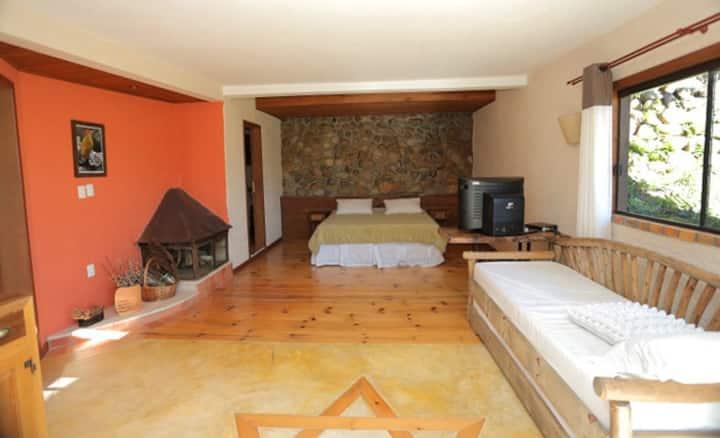 Apartamento Pica-Pau, Curucaca Hotel Brasil.