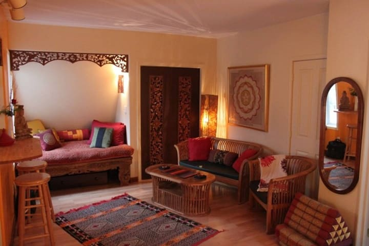 Mandala Suite in Heart of Nelson - Nelson - Appartement