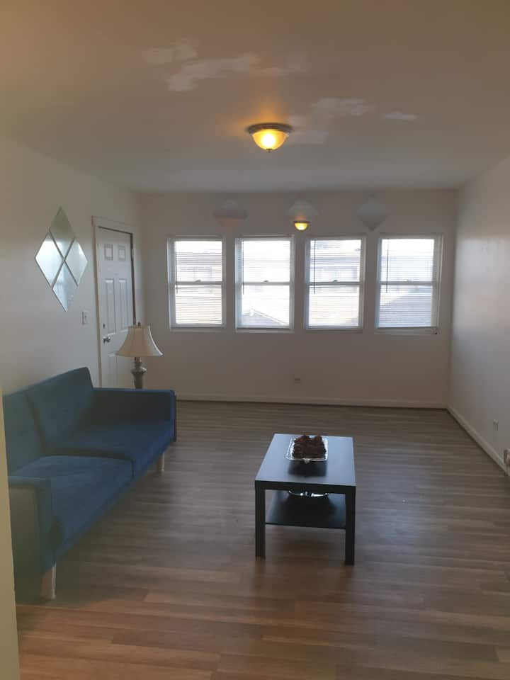A Nice One Bedroom Apartment