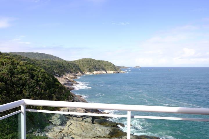 Flat 3/4 - Praia de Caravelas - Búzios