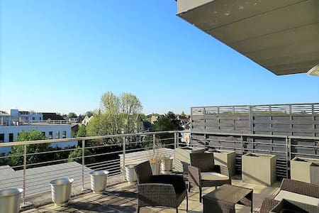 COZY CITY CENTER FLAT - 20mn from CHAMPS ELYSEES - Maisons-Laffitte
