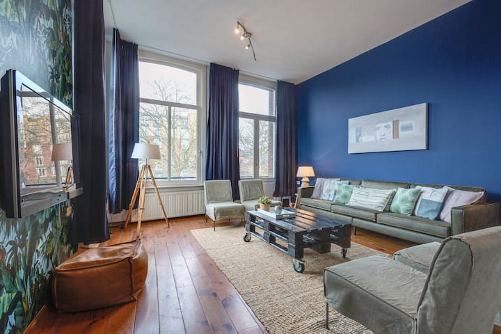 Dreamy House for 4 | Explore CITY CENTRE | Balcony!