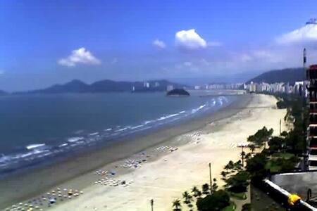 Cobertura Praia - Mercure/Ibis - Santos - Apartment