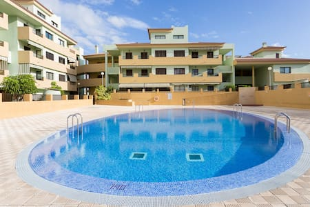 ¡Acogedor apartamento en la playa! - Puertito - Appartement