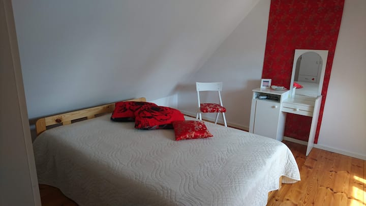 Uus-Roomassaare 26A accommodation