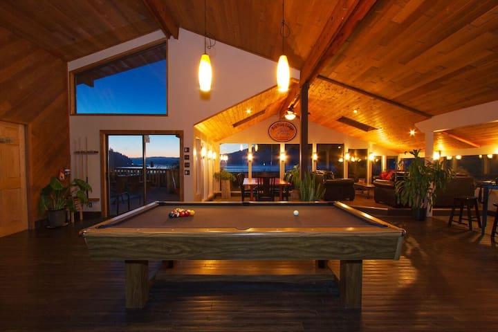 Oceanview: Port Renfrew Accommodations