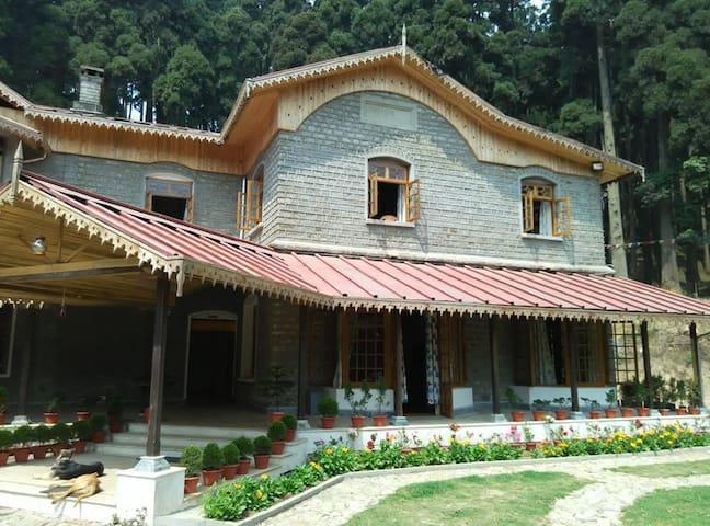 Takdah Heritage Colonial Bunglow - Darjeeling - Bungalow