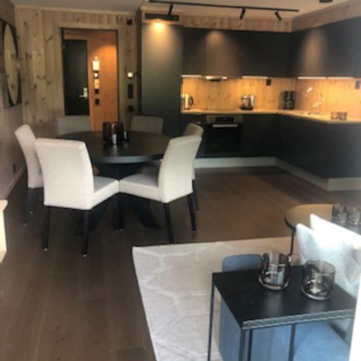 Ny leilighet - Fyri Hemsedal-Heis/terrasse/garasje