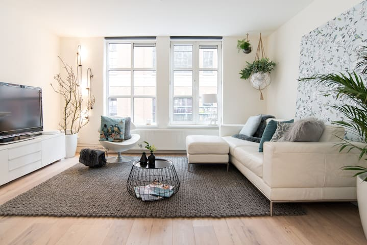 Renovated apt. on an amazing location! - Amsterdã - Apartamento