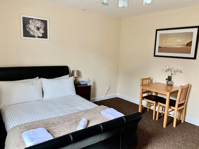 **Spacious Victorian En-Suite Double Room**