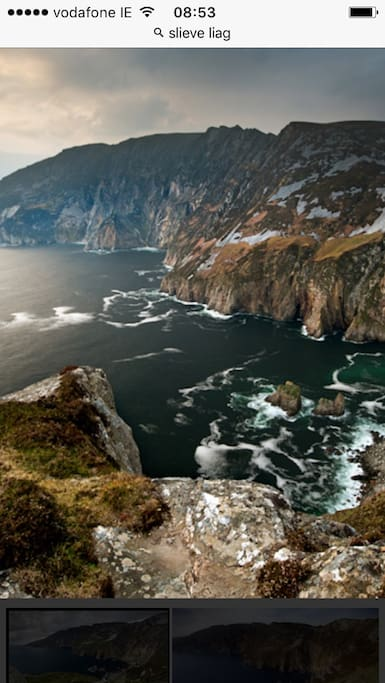 The most incredibly beautiful Slieve Liag Cliffs  are  Only 10 minutes from our home by car