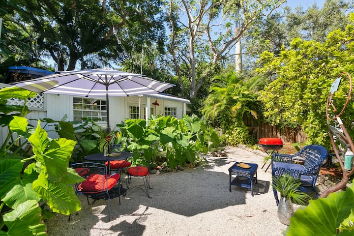 The CoCo CABANA  in coconut grove