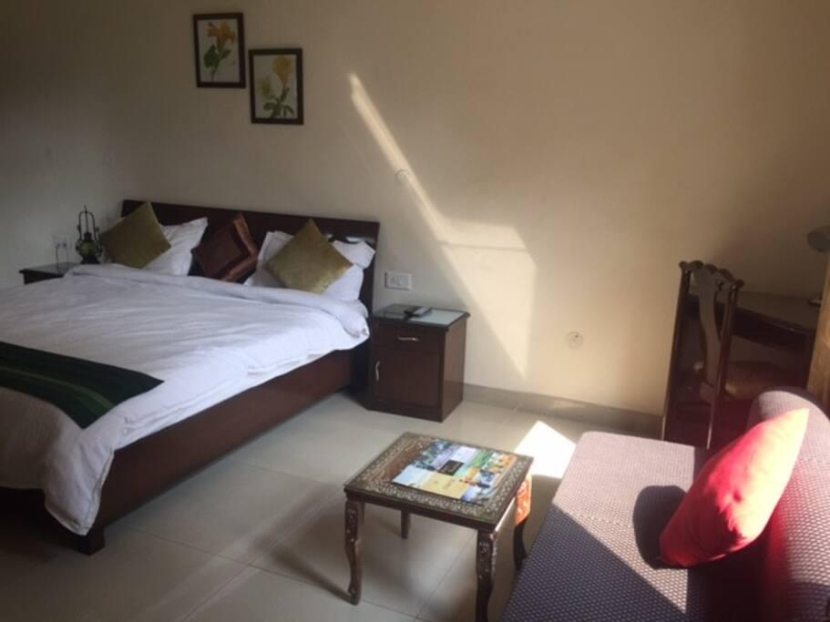 room- bedroom
