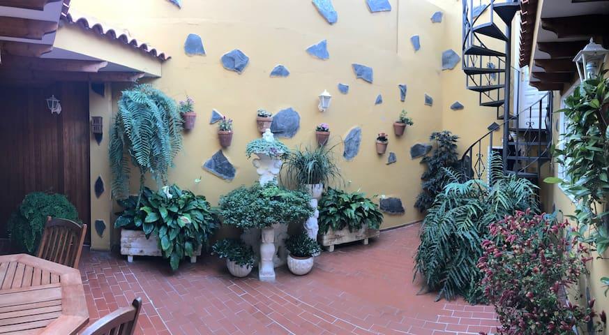 Cozy double room in Los Realejos
