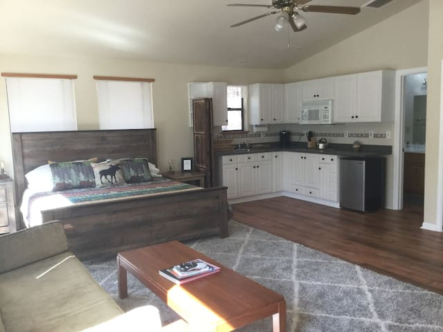 Private Apartment in a Great Location